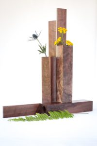 Glorud Design - Walnut Vases