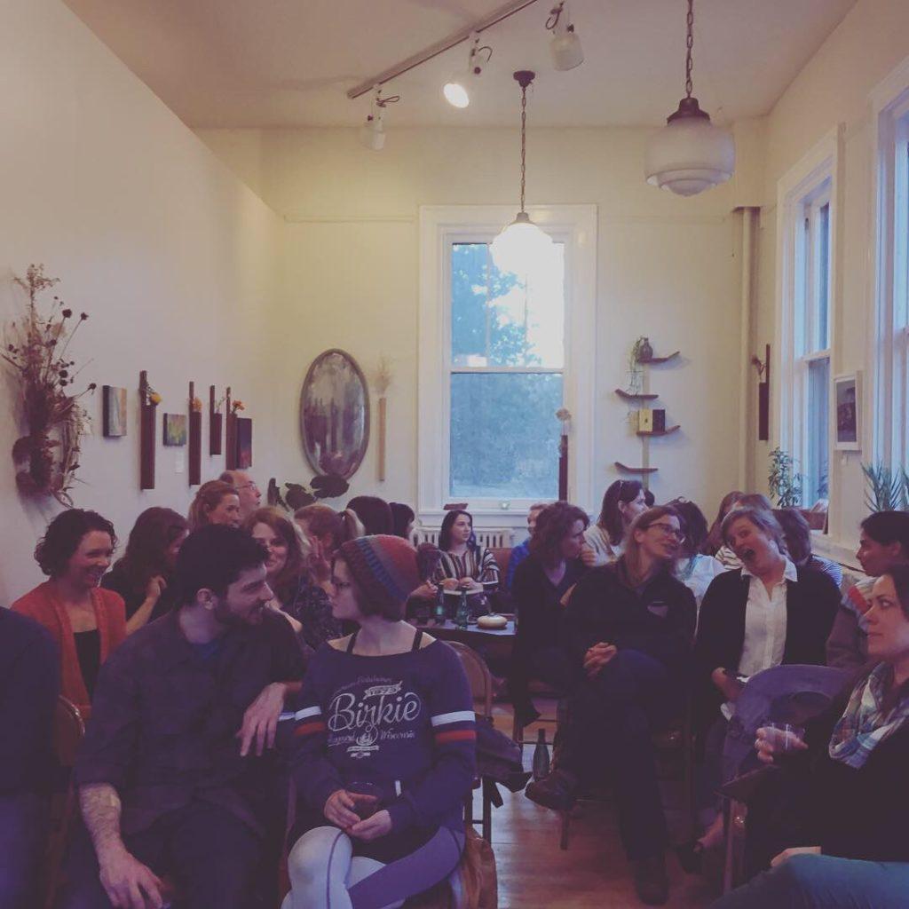 Art and Faith Conversations, Live Podcast Taping at Studio Haiku 2