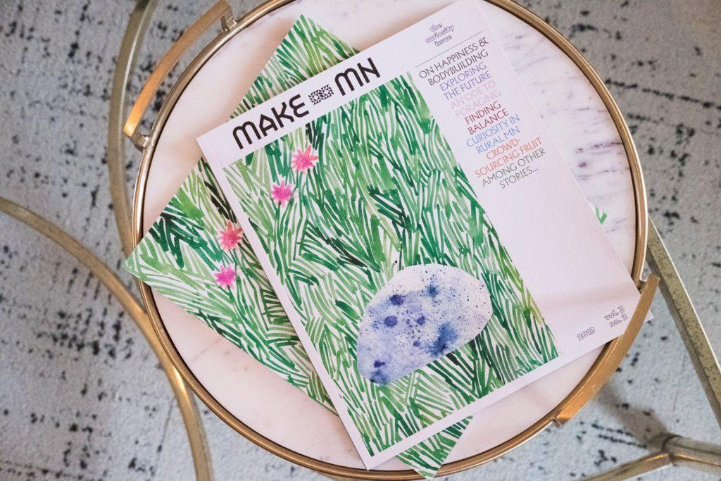 Curiosity Issue of Make MN Magazine